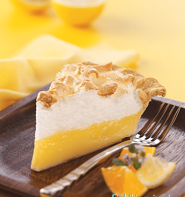 Recipe: End of Summer Florida Citrus Meringue Pie