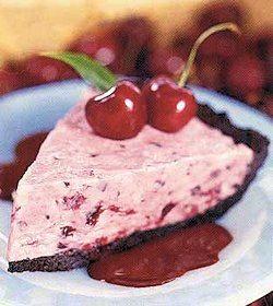 Fresh Cherry Ice Cream Recipe