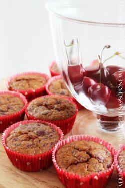 Kirsch Cherry Muffin Recipe