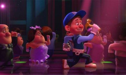 Movies: Disney's WRECK-IT-RALPH Movie New Trailer Released