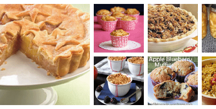 12 Apple Dessert Recipes for Fall: Cheesecake, Tart, Muffins, Crumble