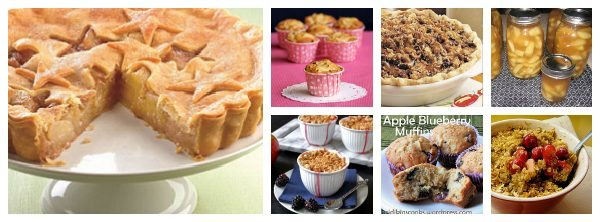 12 Yummy Apple Dessert Recipes