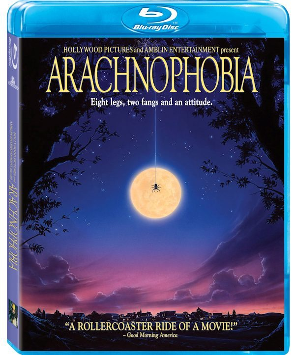Arachnophobia Blu-ray Edition Released 2012