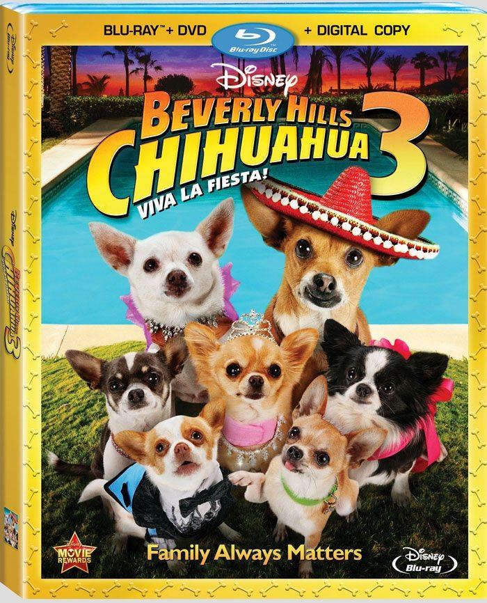 Beverly Hills Chihuahuas 3: Viva La Fiesta