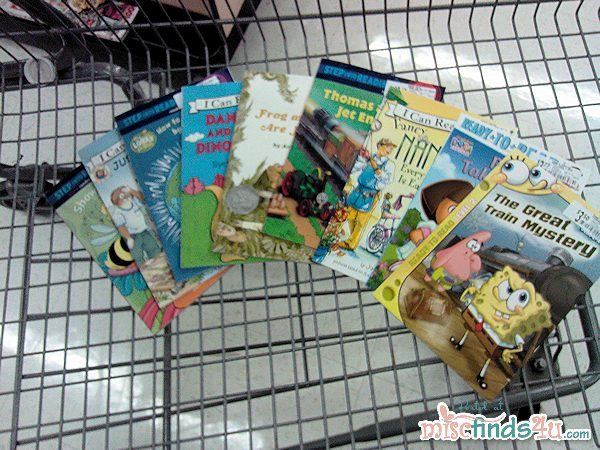 #cbias Shopping for Easy-to-Read books at Walmart