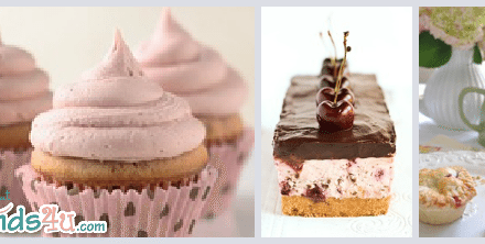 25 Cherry Recipes – Pie, Cake, Cupcake, Cheesecake, Cobbler and Cookies