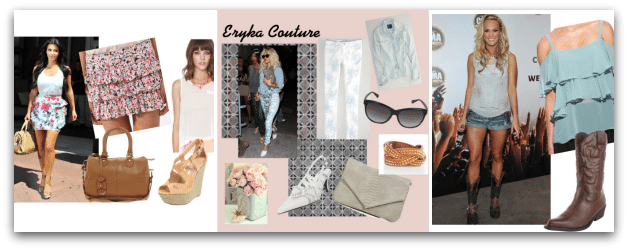 Eryka Couture - Celebrity Looks for Less