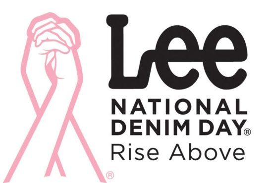 Lee National Denim Day to support Breast Cancer