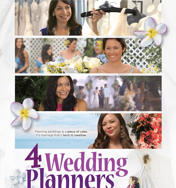 Movie Review: 4 WEDDING PLANNERS Available on DVD