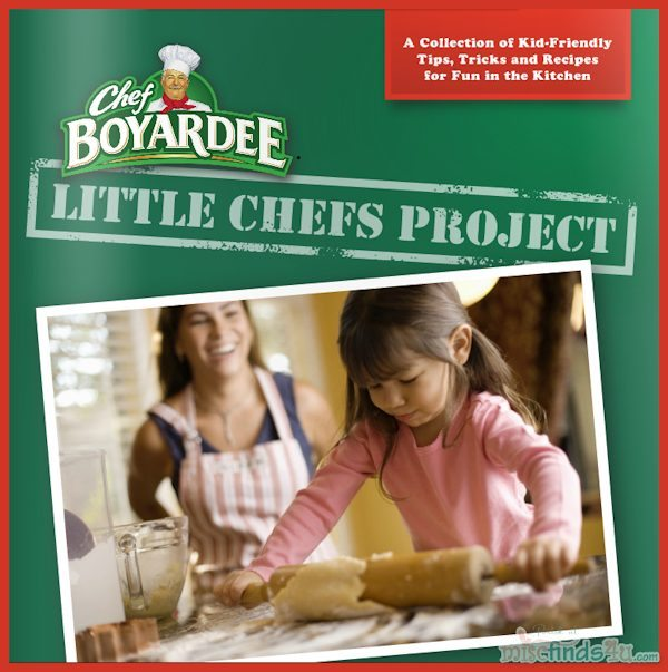 Chef Boyardee Little Chefs Project