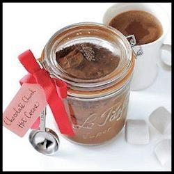 Chocolate Chunk Homemade Hot Chocolate Mix