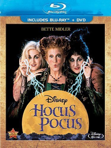 Disney's HOCUS POCUS on Blu-Ray