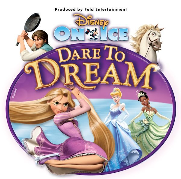 Disney On Ice Darn to Dream