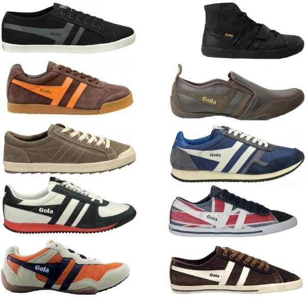 Some of our favorite Gola Men's Shoe Styles