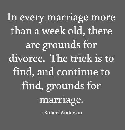 29th Wedding Anniversary Gift For Husband : In every marriage more than a week old, there are grounds for divorce ...