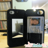 EynCase - cell phone case and wallet in one!