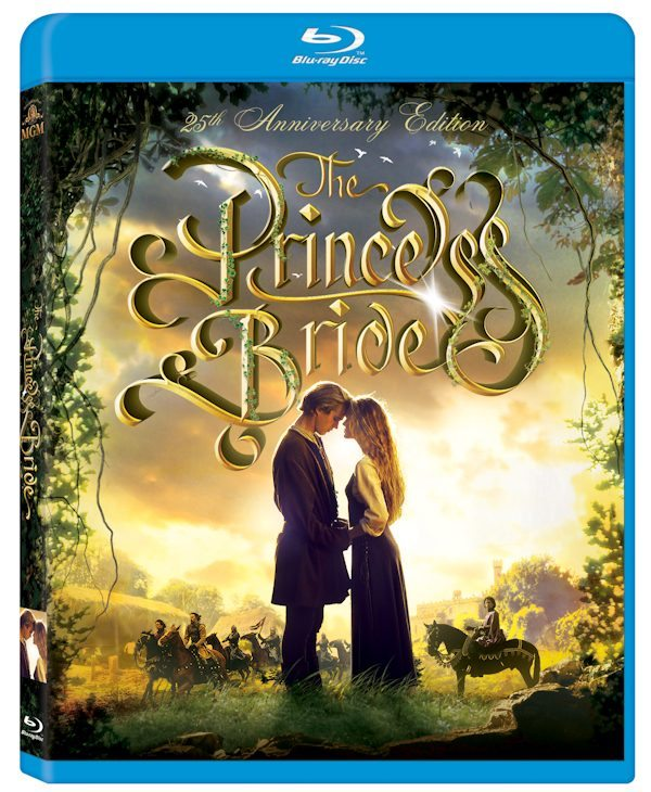 The Princess Bride on Blu-ray - 25th Anniversary Edition