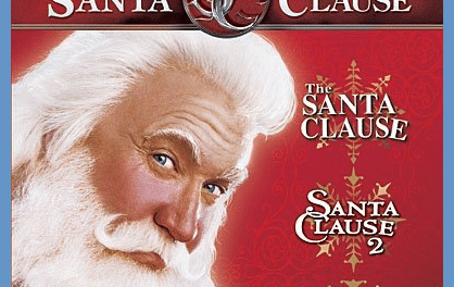 Movies: THE SANTA CLAUSE Movie Collection on Blu-ray & Movie-Themed Merchandise