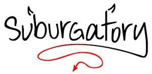 ABC's Suburgator TV Series Logo #suburgatory