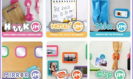 Um Products Help You Stick, Frame, Clip, and Hook Your Stuff!