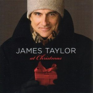 "Cover of ""James Taylor at Christmas"""