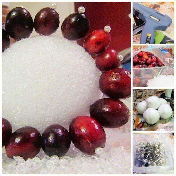Cranberry Balls Equipment