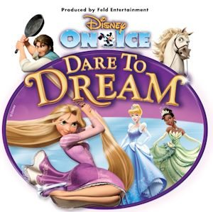 Disney on Ice Presents Dare to Dream Logo