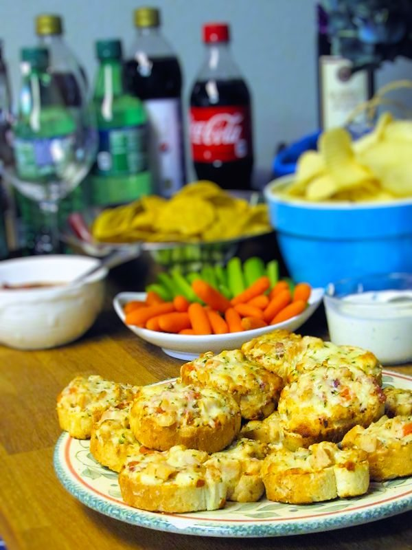 Board game night menu - appetizers for dinner - my favorite meal! #cbias #mealstogether