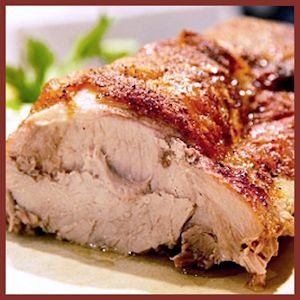 Puerto Rican Roasted Pork Pernil Recipe by CaliRicans.com