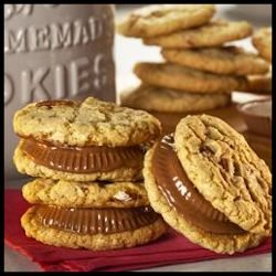 Reeses Peanut Butter Cup Sandwich Cookies