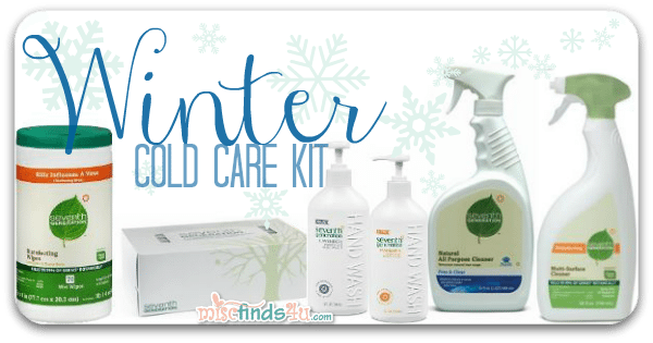 Seventh Generation Cold Care Kit Giveaway