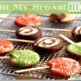 Homemade Sugar Cookies on a Stick Recipe