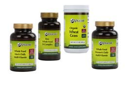 New Organic, Whole Food Supplements Available Online at Vitacost.com