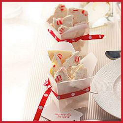 White Chocolate Peppermint Crunch Recipe by Taste of Home - easy holiday recipes