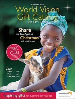 World Vision Catalog 2012