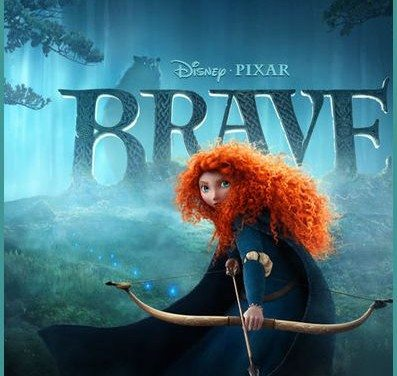 BRAVE 3D Blu-ray 5-Disc Ultimate Collector's Edition Available 11/13