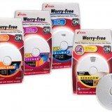 Kidde Worry-Free Alarms
