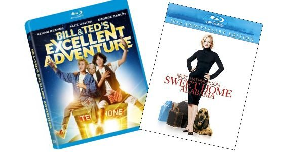 Two Classic movies new on Blu-ray