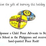 Give the gift of learning this holiday season - make a $25 donation to keep kids in school