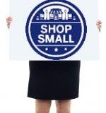 Thank you for Shopping Small on Small Business Saturday