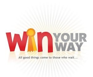 Win Your Way at ShopYourWay.com for Points and Prizes @ShopYourWay #WinYourWay