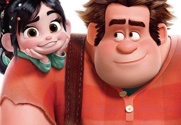 Disney's Wreck-It Ralph is in theatres now