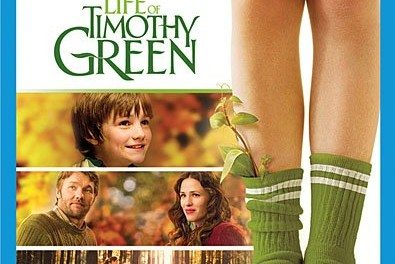 "Blu-Ray Reviews: Disney's ""The Odd Life of Timothy Green"""