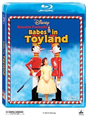Disney - Babes In Toyland on Blu-Ray