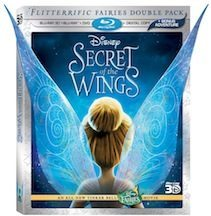 Disney's Secret of the Wings 3D Version