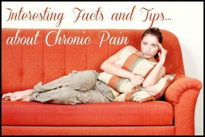 Interesting Facts and Tips About Chronic Pain