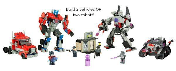 Kre-O Transformers Playset - Battle for Energon