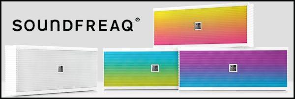 New SoundFreaq Kick Sound Colors