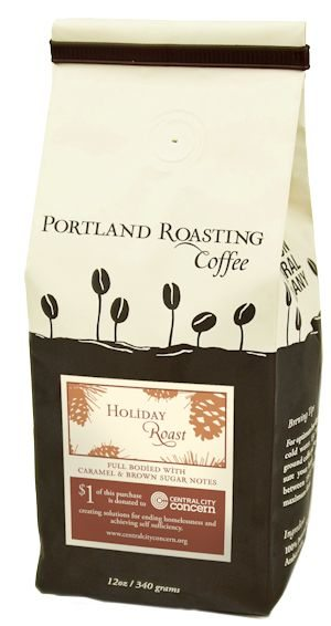 Portland Roasting Coffee Company Holiday Roast Coffee