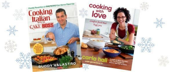 Celebrity Chef - Cookbook Gifts for Foodies